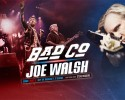 Bad Company Joe Walsh 2016